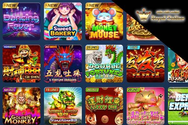 เทคนิคการเล่นสล็อต บนเว็บคาสิโนออนไลน์ GLCUBจีคลับไทย คาสิโนออนไลน์