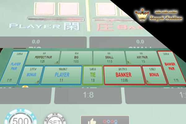 แนะนำวิธีการเล่นบาคาร่า บนคาสิโนออนไลน์ GLCUBจีคลับไทย คาสิโนออนไลน์
