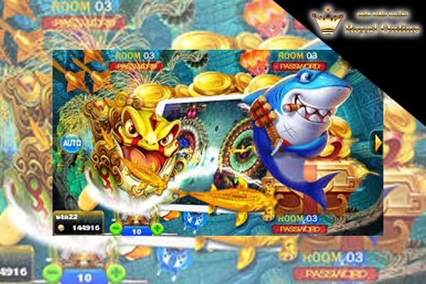 เกมยิงปลา เกมอะไรและเล่นเว็บไหนดี GLCUBจีคลับไทย คาสิโนออนไลน์